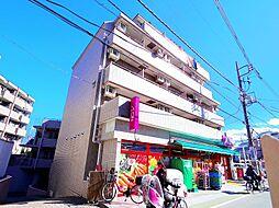 東京都練馬区貫井2丁目の賃貸アパートの外観
