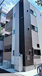 ハーモニーテラス八代II[1階]の外観