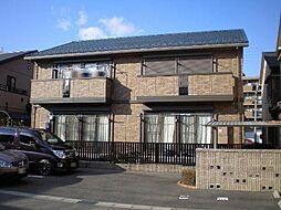 愛知県稲沢市国府宮4丁目の賃貸アパートの外観