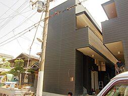 兵庫県尼崎市宮内町3丁目の賃貸アパートの外観