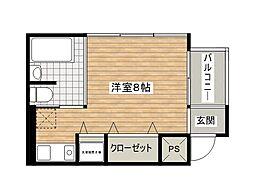 E−SITE(イーサイト)[2階]の外観