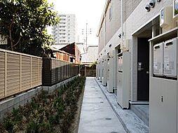 レオパレスアベイユ[1階]の外観