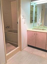 浴室・洗面台。 H31.2月