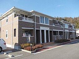 広島県呉市押込5丁目の賃貸アパートの外観