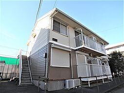 細田コーポ[2階]の外観