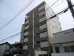 フェアリー阿倍野[4階]の外観