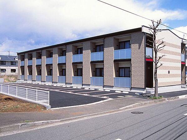 神奈川県厚木市下依知の賃貸アパート