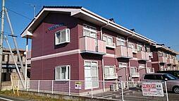 オギワラハイツB[0203号室]の外観