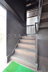 北沢江の木ビル[3階]の外観