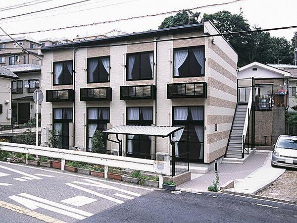 保土ヶ谷坂本町[2階]の外観