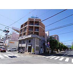 奈良県大和高田市本郷町の賃貸マンションの外観