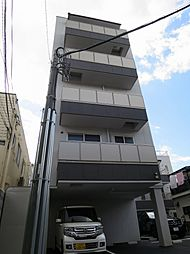 第8美和マンション[1階]の外観