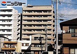 ソレイユ徳川[7階]の外観