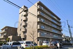 大阪府八尾市跡部本町1丁目の賃貸マンションの外観