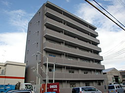 愛知県名古屋市港区入場2の賃貸マンションの外観