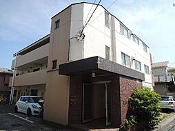 東京都世田谷区代田2丁目の賃貸マンションの外観