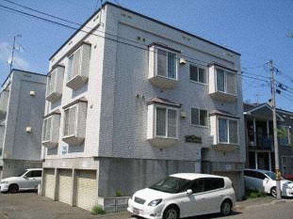 メゾンピュアハウス[2階]の外観