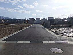 白山市知気寺町 新造成地誕生 ラスト1区画