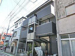 埼玉県さいたま市大宮区東町1丁目の賃貸アパートの外観