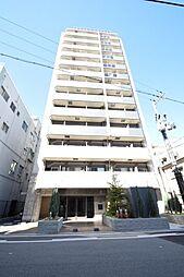 アクアプレイス天王寺II[6階]の外観