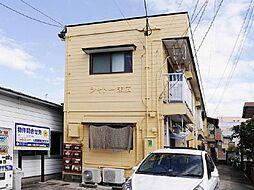 佐賀県佐賀市末広1丁目の賃貸アパートの外観
