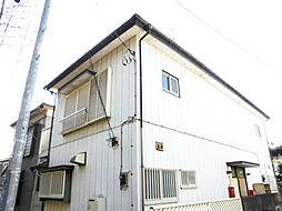 [テラスハウス] 神奈川県横浜市鶴見区上の宮2丁目 の賃貸【/】の外観