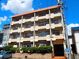 愛知県名古屋市名東区一社2丁目の賃貸マンションの外観