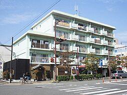 板倉第二ビル[3階]の外観