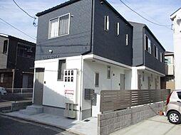 広島電鉄宮島線 楽々園駅 徒歩12分の賃貸アパート