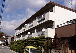 大阪府河内長野市錦町の賃貸マンションの外観
