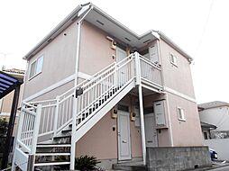 HIYOSHI3261[1階]の外観