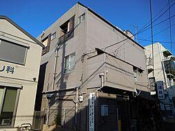 大阪府八尾市明美町1丁目の賃貸マンションの外観
