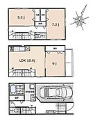 建物プラン(間取り図)