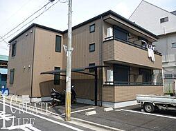 埼玉県戸田市笹目5丁目の賃貸マンションの外観