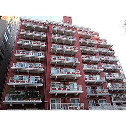 外観(地上11階建のマンションです)