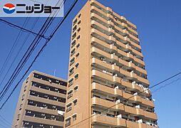 グランドール徳川[6階]の外観