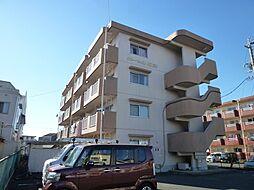 静岡県浜松市中区葵西6丁目の賃貸マンションの外観