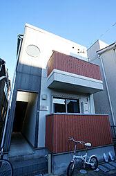 クレフラスト寺島町[101号室]の外観