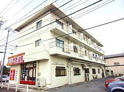 岡山県岡山市北区西古松西町の賃貸マンションの外観