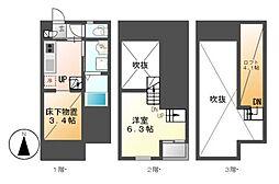 Villa BAGUS[2階]の間取り