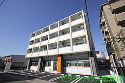 徳島県徳島市山城西2の賃貸マンションの外観
