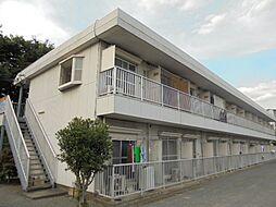 東京都日野市新町3丁目の賃貸マンションの外観