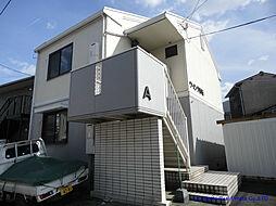 ウイング赤坂A棟[2階]の外観