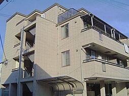 兵庫県神戸市兵庫区松本通2丁目の賃貸マンションの外観