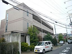 ジャスミンコート[1階]の外観