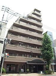 東京都豊島区雑司ヶ谷2丁目の賃貸マンションの外観