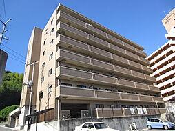 広島県広島市西区古江上2丁目の賃貸マンションの外観