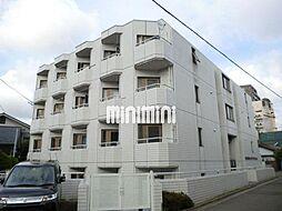 仙台堤町ロングビーチマンション[1階]の外観