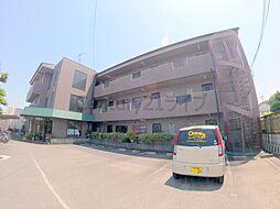 兵庫県川西市久代2丁目の賃貸マンションの外観