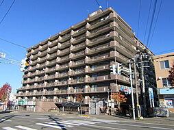 ライオンズマンション西岡[4階]の外観